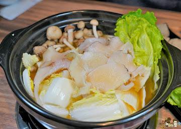 喬汕聖魚翅豬肉火鍋