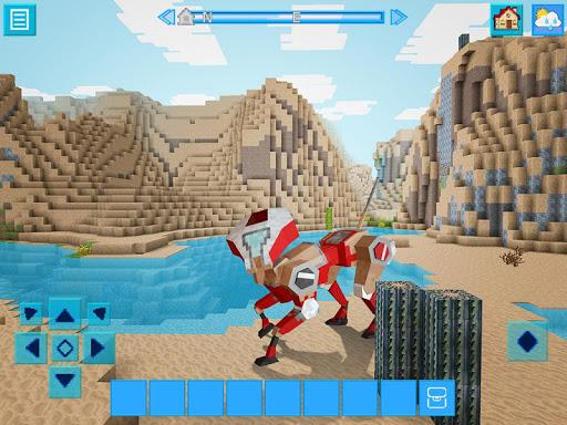 RoboCraft: Building & Survival Craft - Robot World 4.2.6 screenshots 17