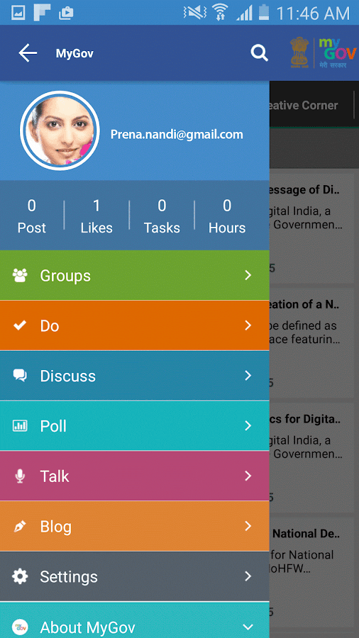 MyGov- screenshot