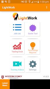 LightWork 1.9.12 MOD Apk Download 1