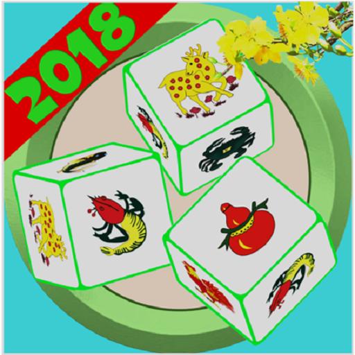 Bầu Cua Tết 3D ( Game bau cua 2018 )