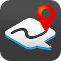 ramblr (hiking, gps, map) icon