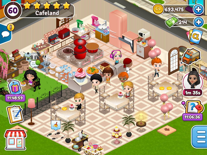 Cafeland - World Kitchen Screenshot 6