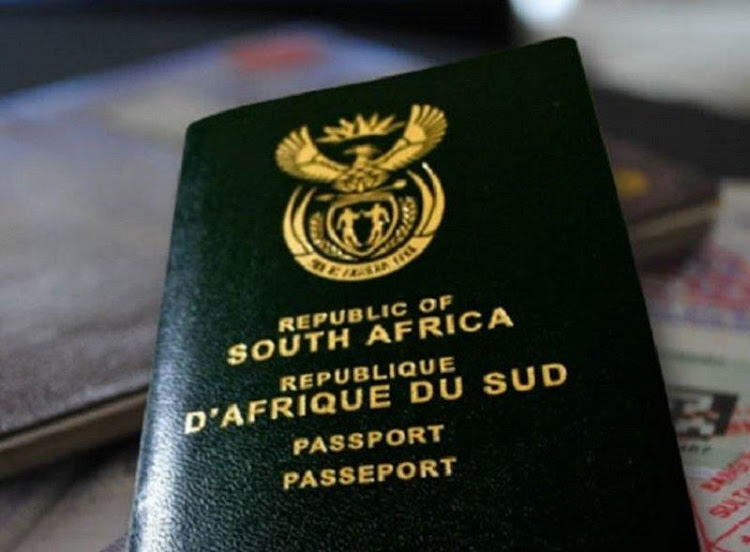 SA's 'green mamba' is on the rise, according to global passport index