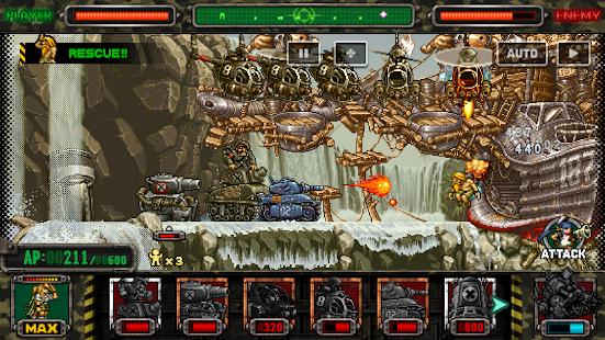 METAL SLUG ATTACK Screenshot