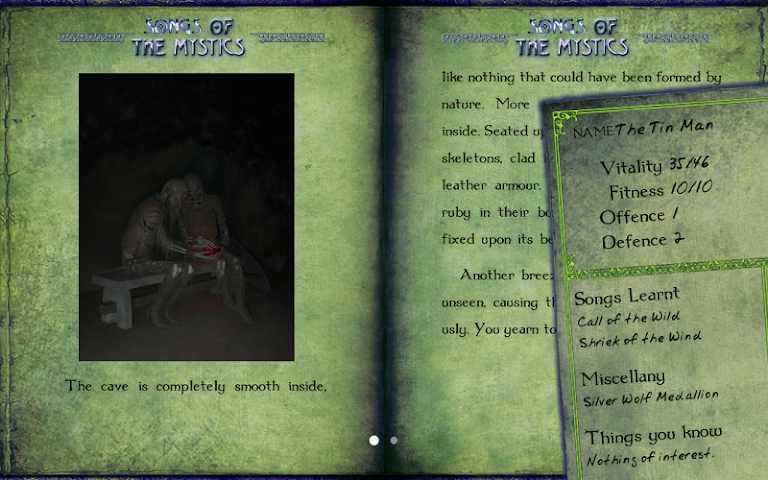 android GA 11: Songs of the Mystics Screenshot 5