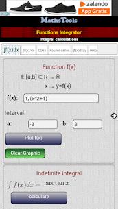 Integral calculator Apk 1