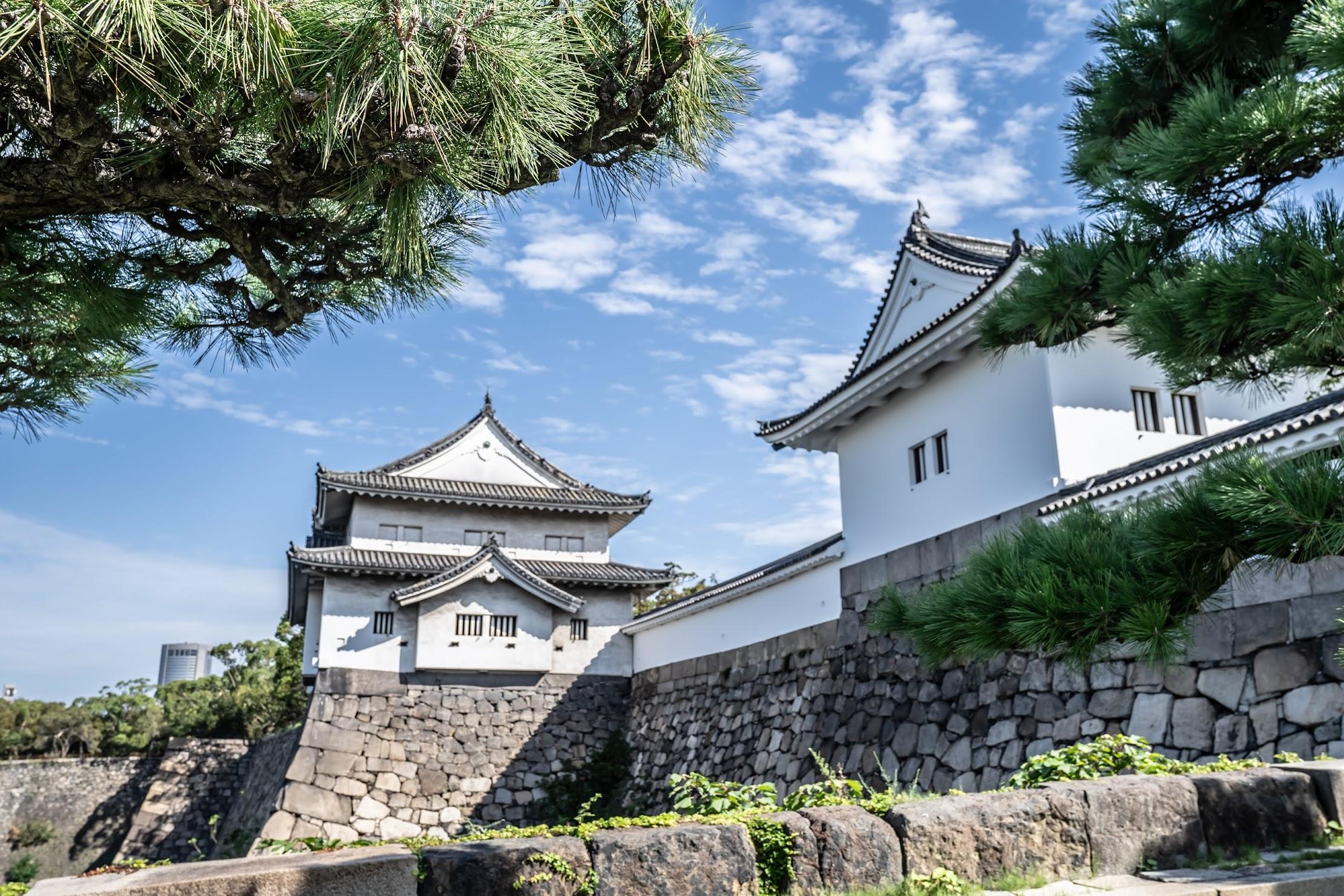 大阪城公園 干貫櫓