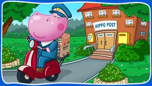 Post office game: Professions Postman 1.1.1 screenshots 1