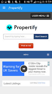 Propertify- screenshot thumbnail