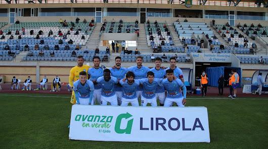 El CD El Ejido pierde frente al Córdoba que decide de penalti