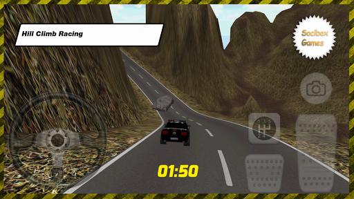 Police Hill Climb Racing