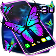Butterfly Wallpaper 3D icon