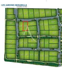 Terrain 483 m2