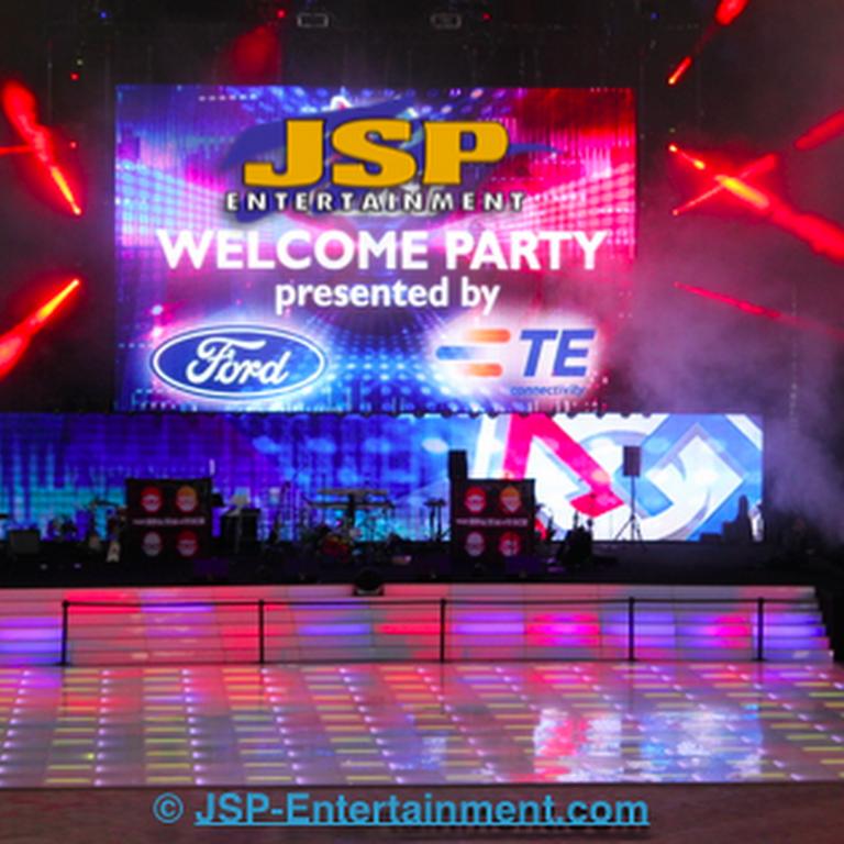 JSP Entertainment - Audio Visual Rental / Live HD Webcasting / LED