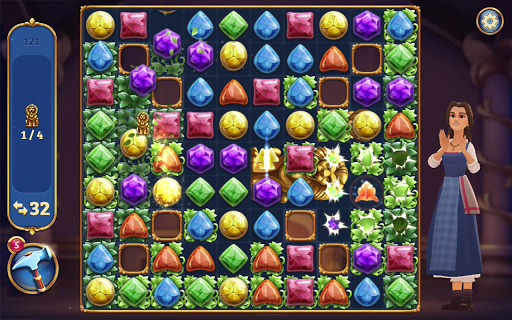 Beauty and the Beast 1.7.5.1295 screenshots 20