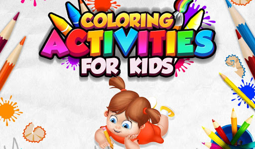 Coloring Activities For Kids v1.0.0