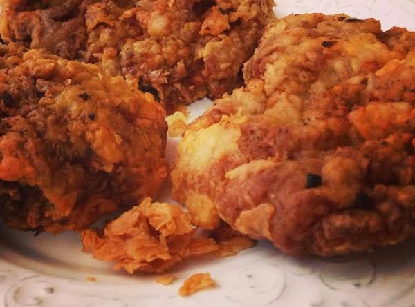 Buttermilk Country Fried Steak Recipe