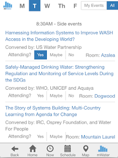 UNC Water and Health- screenshot thumbnail