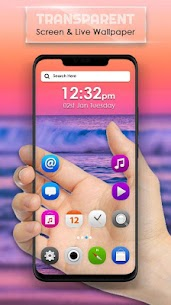 Transparent Screen & Live Wallpaper App Latest Version  Download For Android 4