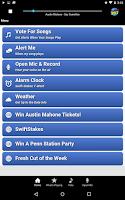 Screenshot of Springfield's 997 Kiss FM