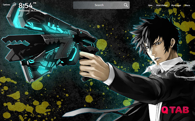 Psycho Pass Wallpapers Psycho Pass New Tab