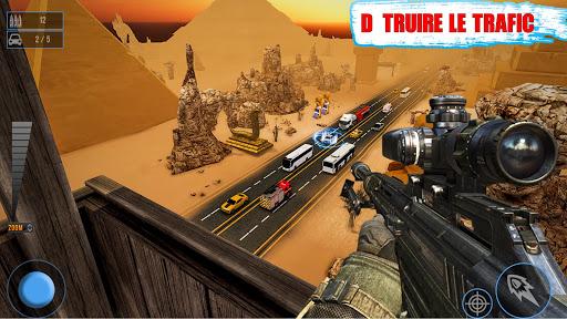 Télécharger Gratuit Tireur d'élite Tireur - tournage Jeux -FPS APK MOD (Astuce) screenshots 1