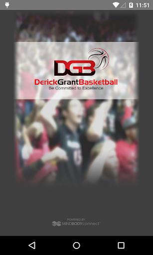 Derick Grant Basketball