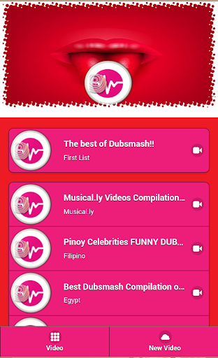 Video for Dubsmash+Musical.ly for PC