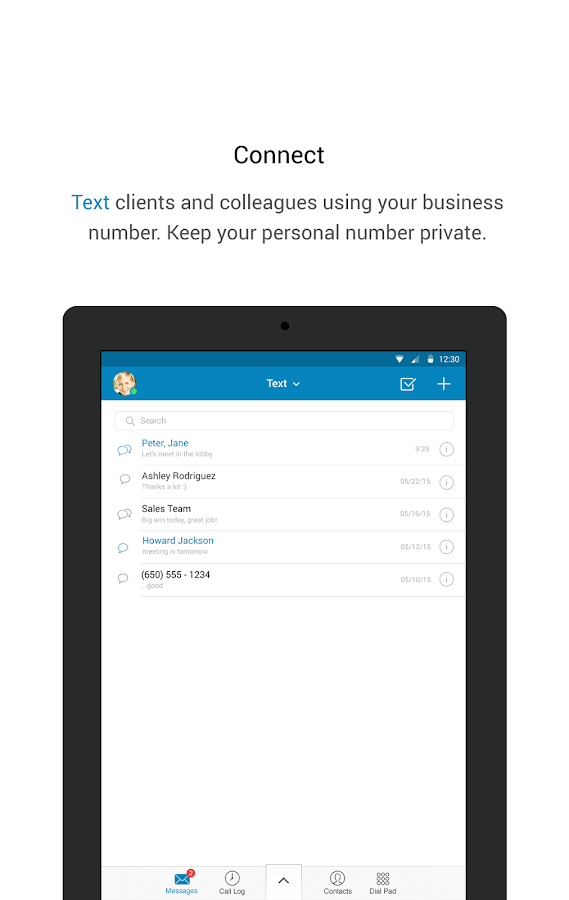 RingCentral- screenshot