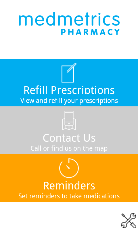 Medmetrics Pharmacy- screenshot