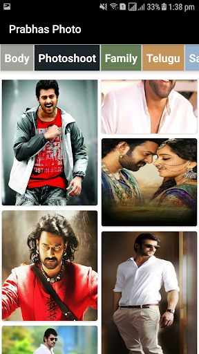 Prabhas Photos screenshots 2
