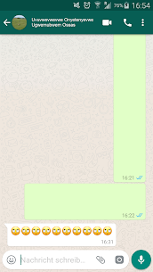 Blank Message (for WhatsApp) App Download For Android 1