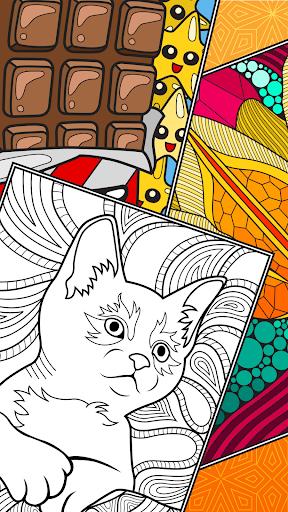 Colorish - free mandala coloring book for adults painmod.com screenshots 2