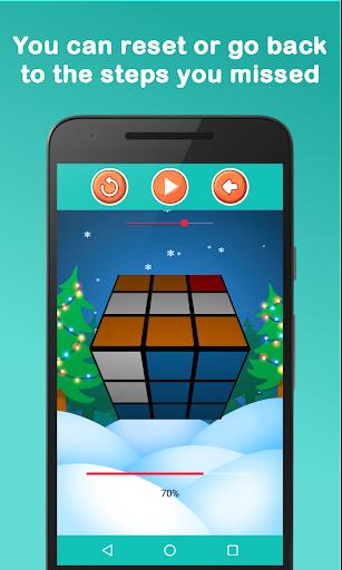 RubikSolver 6.2 screenshots 4