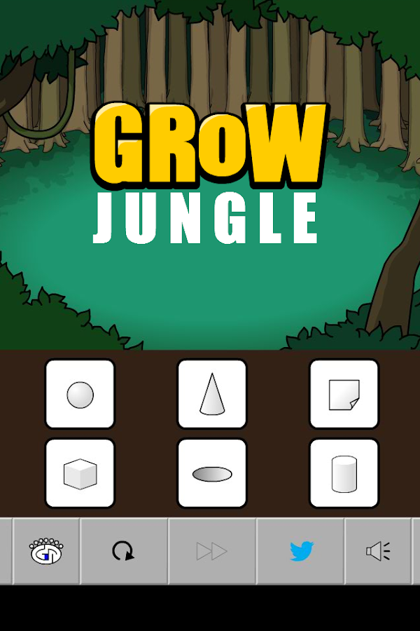 GROW JUNGLE- screenshot