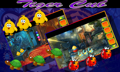 Best Game 436 If You Can Rescue - Tiger Cub Game 1.0.0 screenshots 2