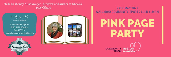 Pink Page Party