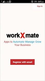 workXmate - náhled