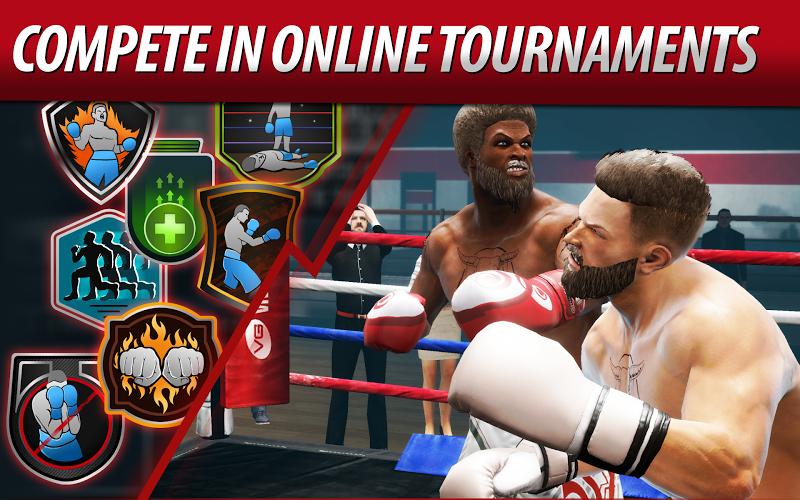 Real Boxing 2 ROCKY Screenshot 3