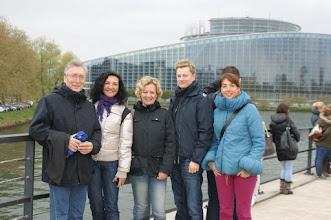 Photo: Amb els professors alemanys