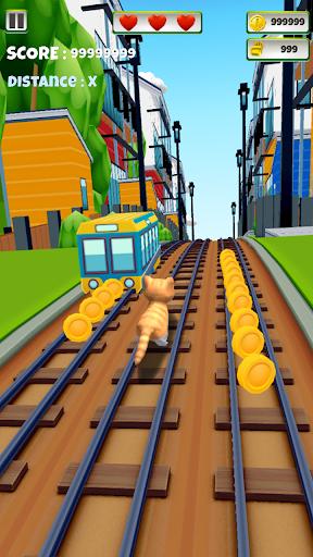 Cat Run 3D apkdebit screenshots 4