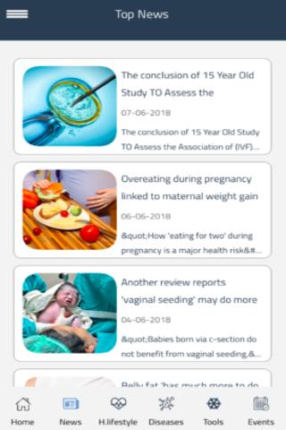 Health Encyclopedia  screenshots 2