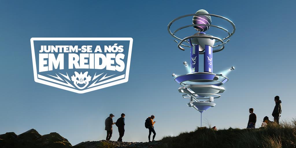 Juntem-se a nós em reides: um verão de atualizações em comemoração às Batalhas de Reide
