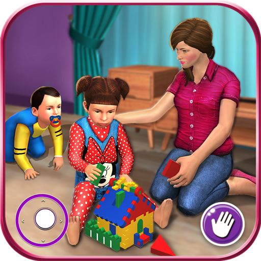 Virtual Mother New Baby Twins Family Simulator 1.0.1