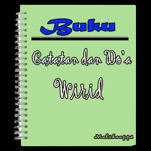 Buku Catatan Doa Wirid - náhled