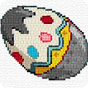 Easter Cross Stitch Sandbox Color By Number Indraw for PC