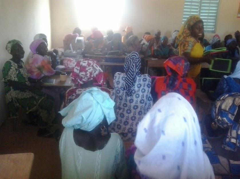 Alfabetización de proyectos en Senegal