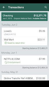 Grayson National Bank screenshot 3