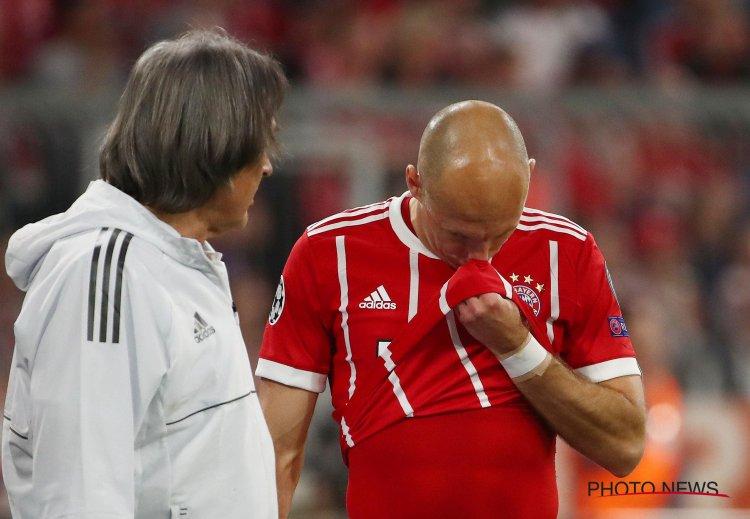 """Arjen Robben directement touché par le coronavirus : """"Pas un sentiment agréable"""""""